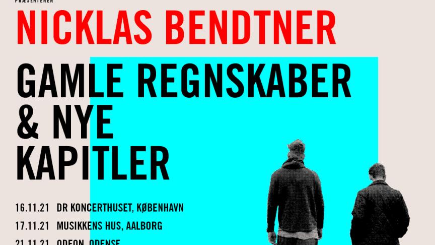 NICKLAS BENDTNER – GAMLE REGNSKABER & NYE KAPITLER / TALK MED FORFATTER RUNE SKYUM-NIELSEN