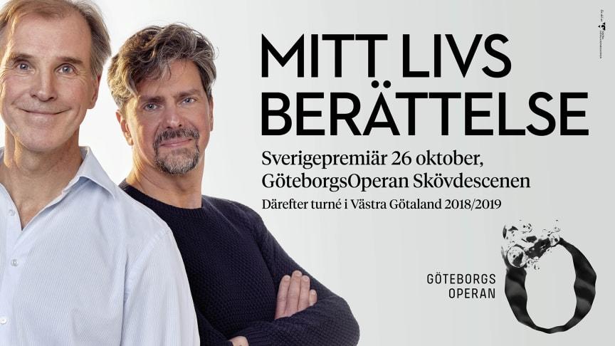 Gripande musikal om vänskap på GöteborgsOperan