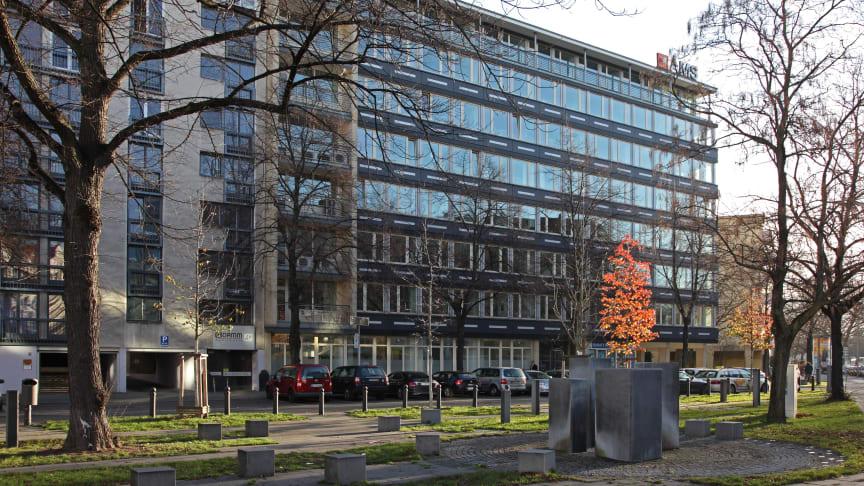 Bürohaus Rankestr. 17-Unser Standort im Zentrum Berlins