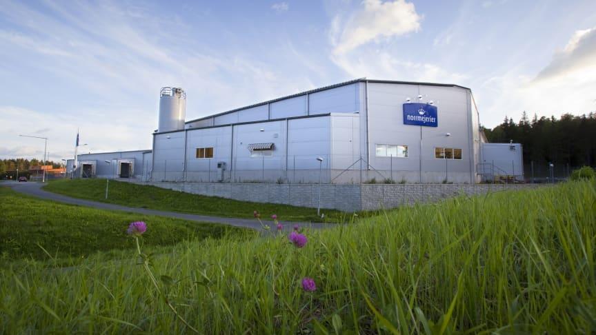 Norrmejerier investerar 10 miljoner kronor i projekt som minskar klimatpåverkan i Norrland. Foto: Jan Lindmark