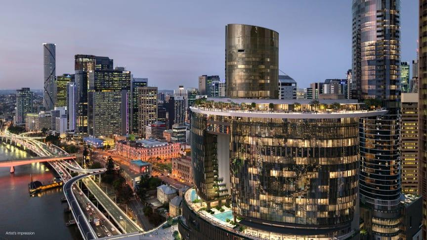 Picture Courtesy: Destination Brisbane Consortium