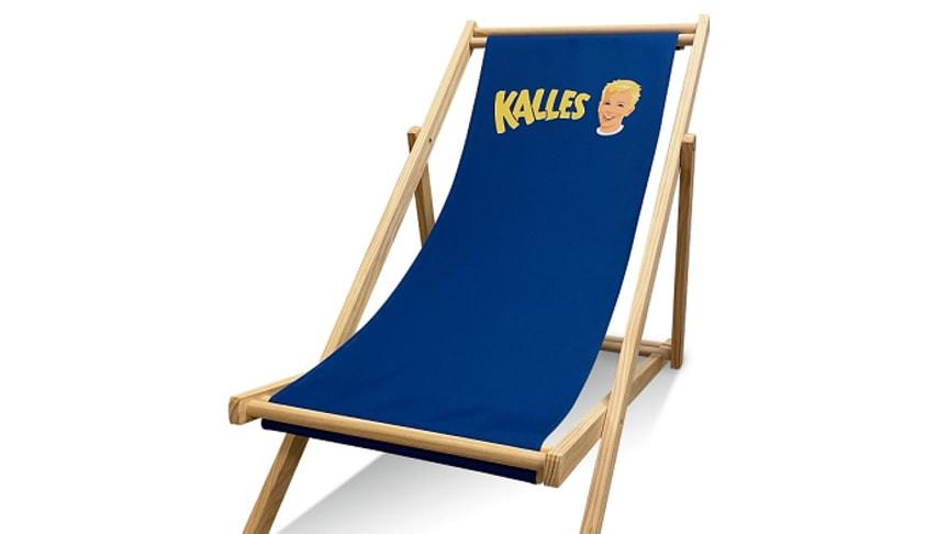 Återkallelse av Kalles Kaviar solstol