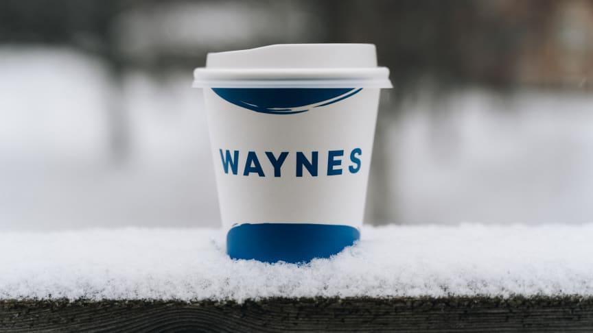 Waynes öppnar nytt kafé på Frösön