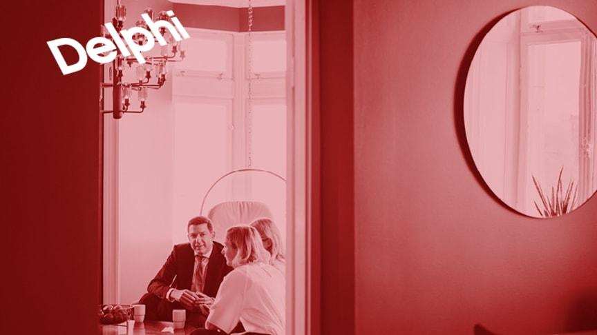 Delphi rådgivare till TA Associates vid investering i DOCU Nordic