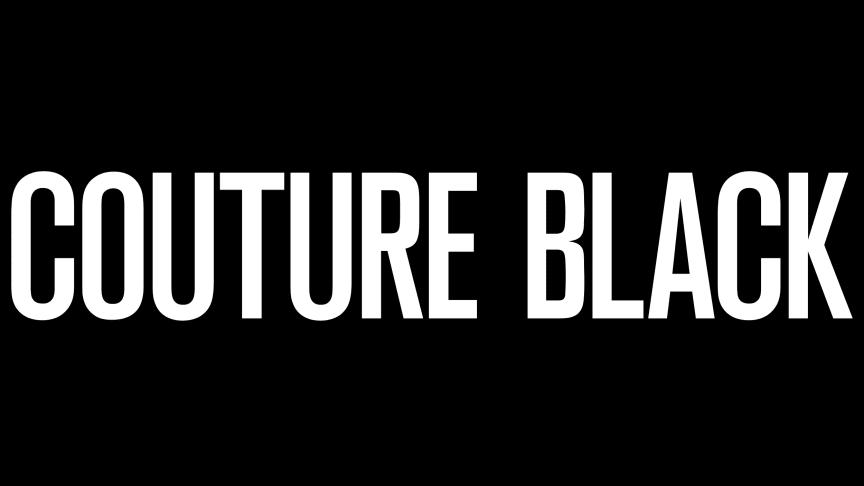 Couture Black – modevisning med Beckmans på Sven-Harrys konstmuseum