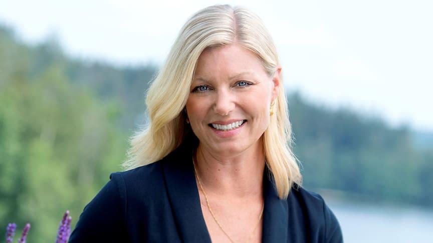 Sabina Eriksson grundade vineventbolaget Winely 2019.