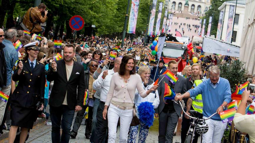 Den store Paradedagen er her!