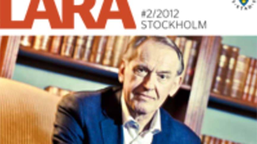 Jan Eliasson i LÄRA: Målet om alla barns rätt till grundskola inom räckhåll