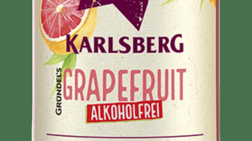 Karlsberg Grapefruit alkoholfrei