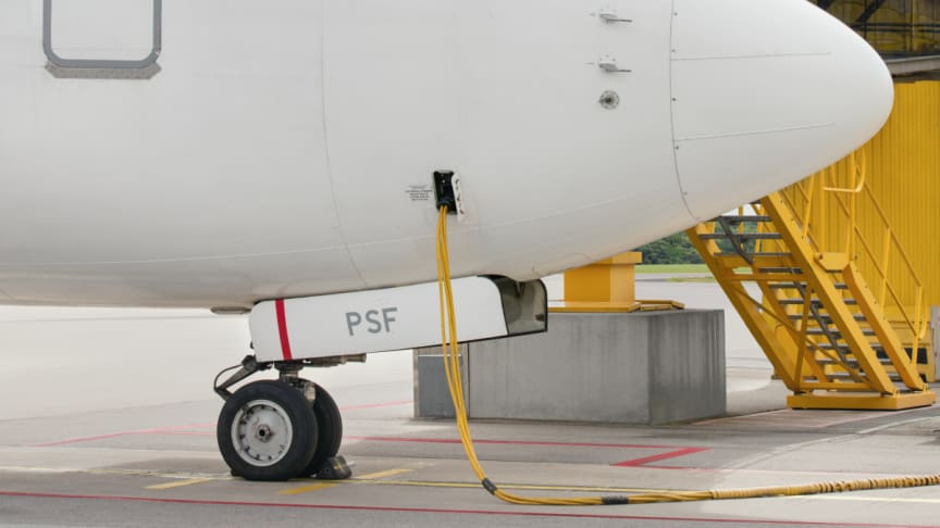 Malmö Airport. Foto: Kalle Sanner.