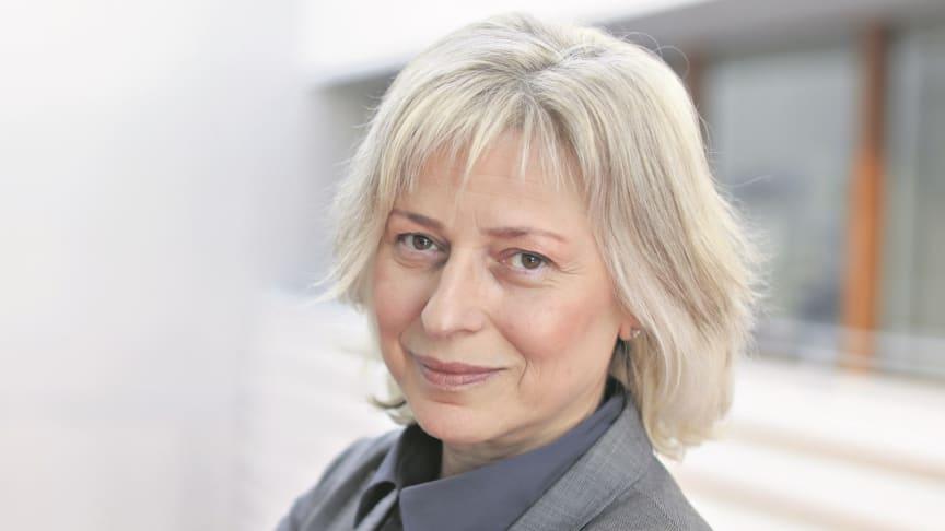 Lidia Ivanova Myhre, generalsekretær i Norske Naturterapeuters Hovedorganisasjon