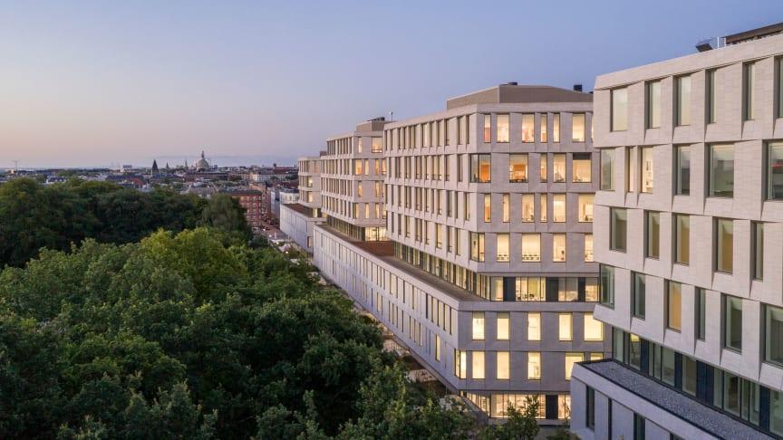 LINK Arkitektur announces international healthcare architecture expansion (Photo: LINK Arkitektur / Adam Mørk)