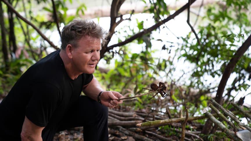 Gordon Ramsay: På ny mark säsong 2 (Guyana)