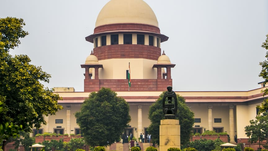 Supreme Court of India. By Subhashish Panigrahi - Own work, CC BY-SA 4.0, httpscommons.wikimedia.orgwindex.phpcurid=84854220.jpg