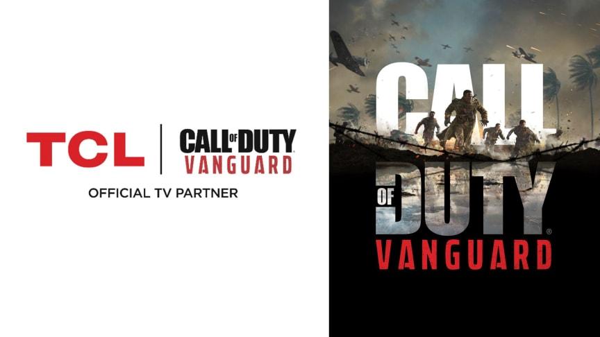 """TCL blir """"Official TV Partner"""" för Call of Duty® Vanguard"""