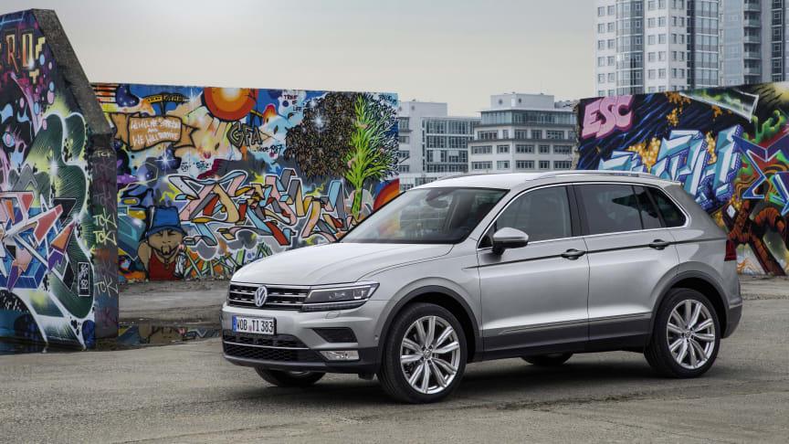 Volkswagen indfører partikelfilter på benzinmodellerne fra 2017. Første model med det nye partikelfilter bliver Volkswagen Tiguan