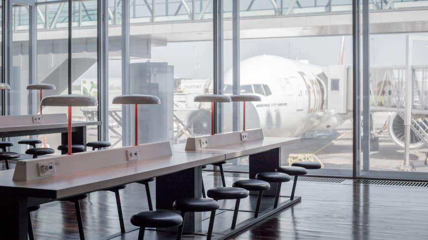 Stockholm Arlanda Airport. Foto: Stina Sandsjö.