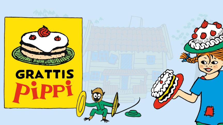 Pippi fyller år! Buda på en exklusiv visning av Astrid Lindgrens lägenhet till förmån för Rädda Barnen