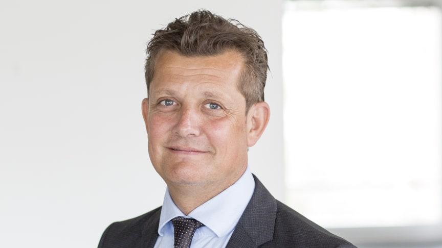 Terje Johansson blir ny verkställande direktör för Förvaltnings AB Framtiden