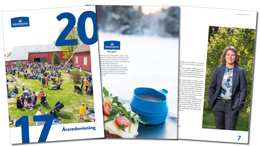 Norrmejeriers årsredovisning för 2017