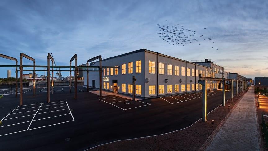 Handheld flyttar det globala huvudkontoret i Lidköping till helt nybyggda, mer är dubbelt så stora, lokaler, - i syfte att tillgodose nuvarande och framtida tillväxt.