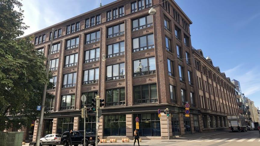 Scandic Avenue avataan historialliseen vuonna 1920 rakennettuun rakennukseen,