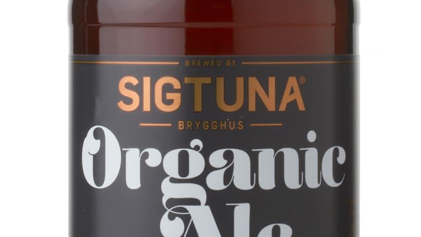 Sigtuna Organic Ale snart i var mans butik