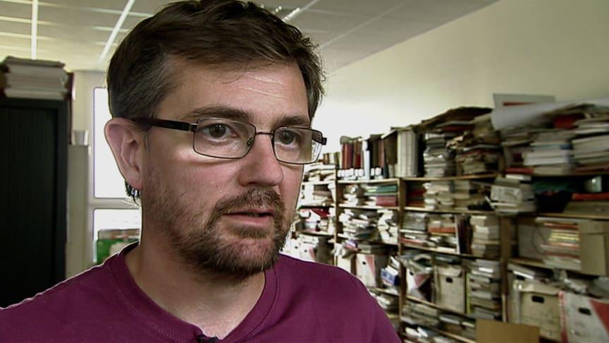 UR sänder dokumentär om Charlie Hebdo