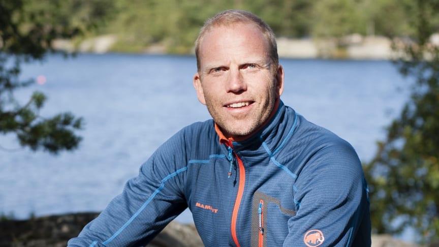 Addnature-grundaren Mathias Hedström ny styrelseordförande för ISBJÖRN of Sweden