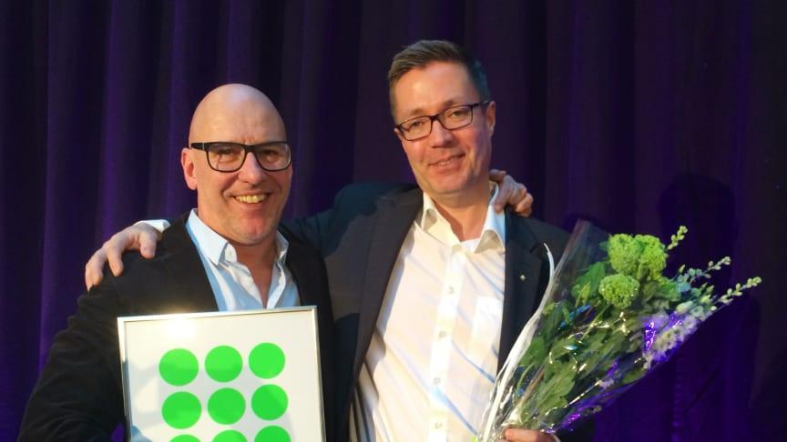 Viking Line vinner Service Score-priset för tredje gången