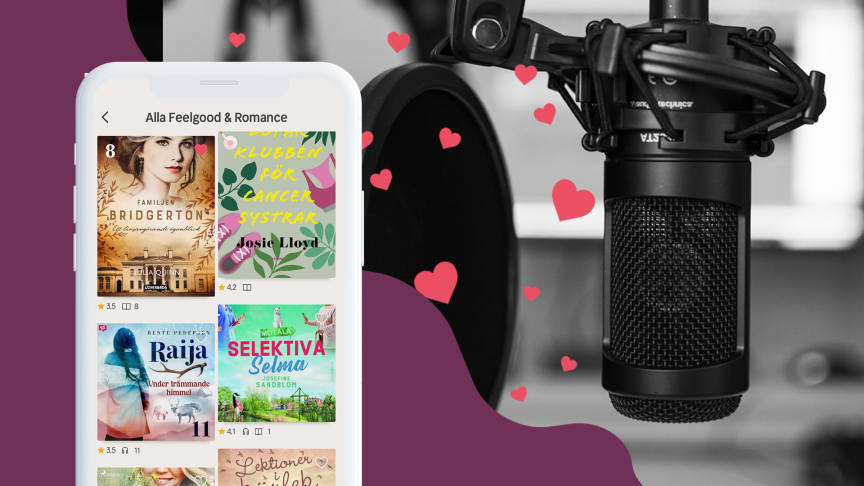 Sveriges hetaste röster har korats: Här är kändisarna flest lyssnare  vill njuta av i hörlurarna