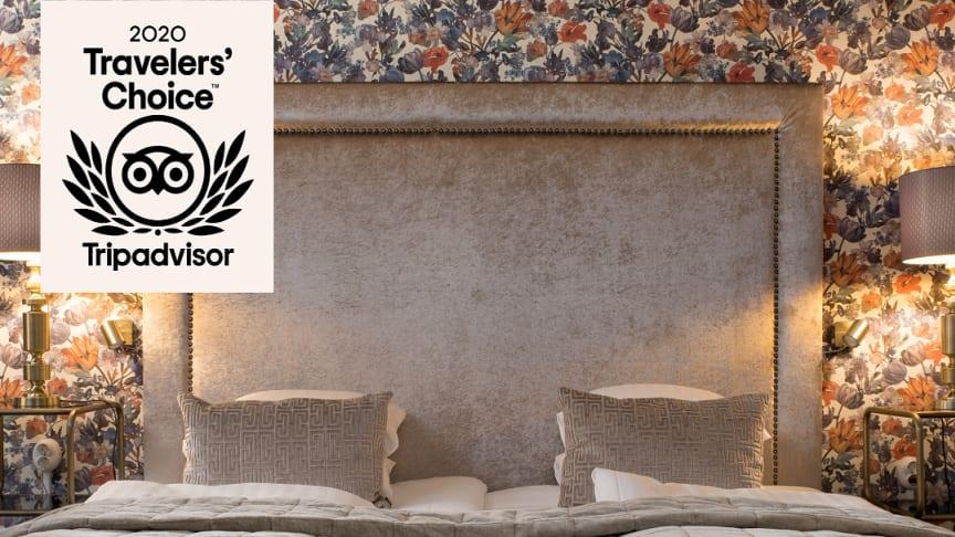 Hotel Statt Hässleholm utnämns till Tripadvisors Travelers' Chioce