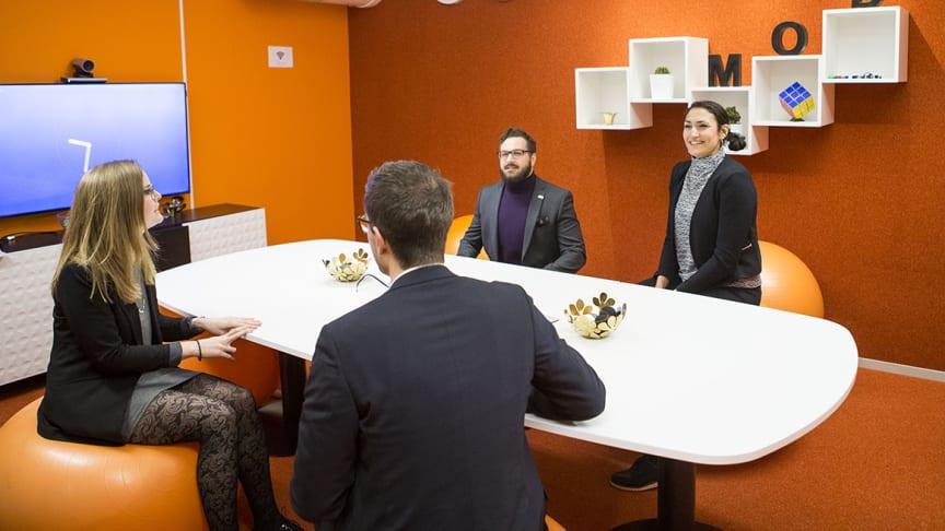Ny jämställd styrelse utsedd i ThorenGruppen AB