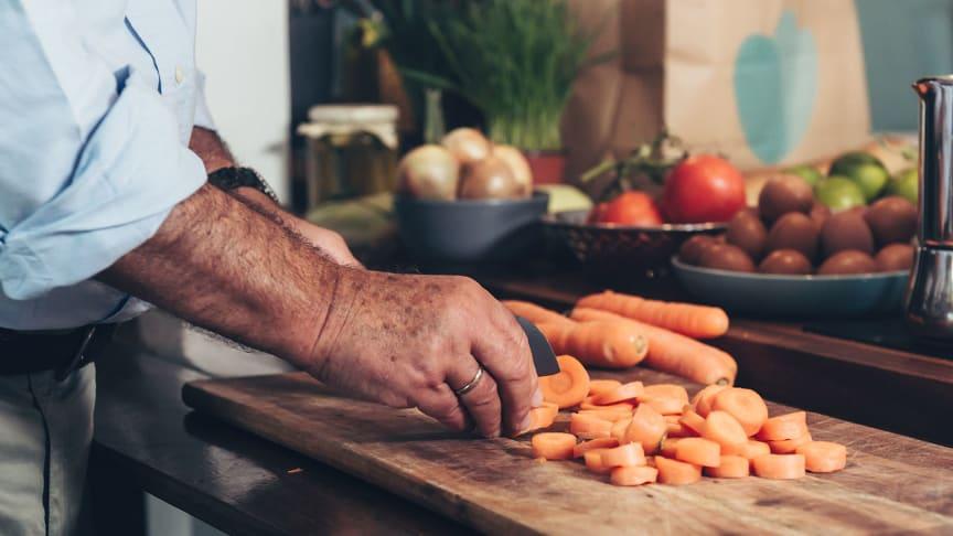 Rapport om matvaner og matsvinn