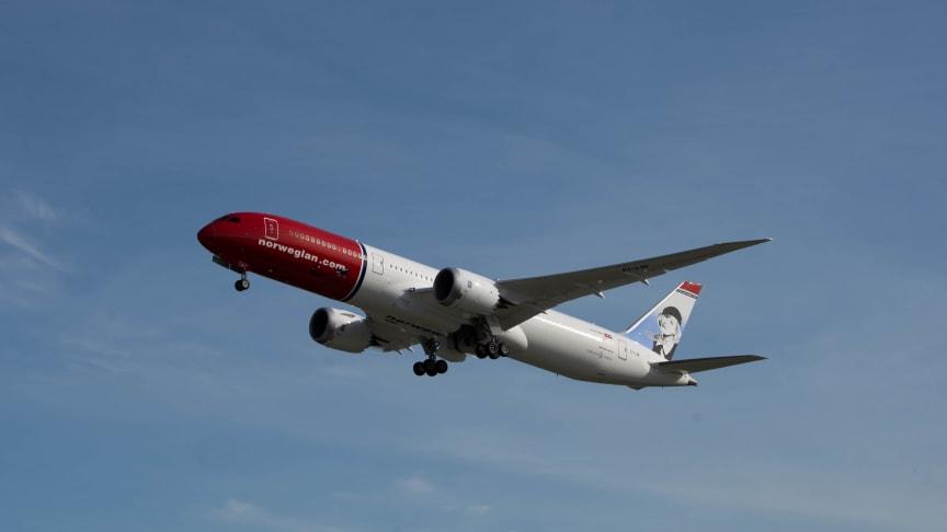 Norwegian får stor internationell utmärkelse