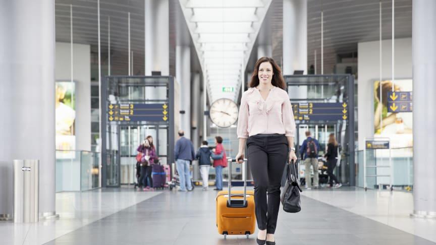 Flyget trumfar fortfarande tåget vid affärsresor