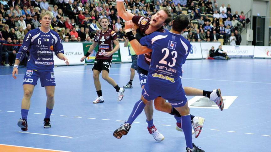 De nordiska marknadsledarna inom idrottsanläggningar går samman och tar sikte mot den europeiska marknaden