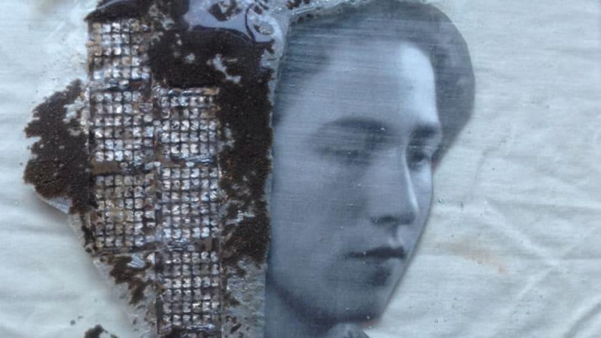 Skulptören Katarina Warrenstein arbetar helst med återbrukat material. Sådant hon hittat, fått eller ärvt. Hennes konst kretsar kring frusna minnesbilder, ofta från barndom och uppväxt, som hon gett ny gestalt.