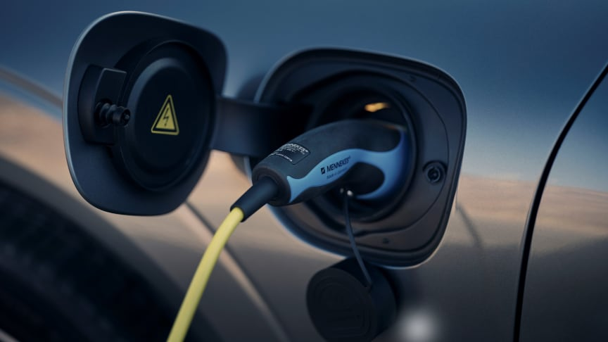 Utbildningen innehåller specialkurser inom hybridfordon, elfordon, batterier för fordon och datasäkerhet för fordon Foto: Volvo Cars
