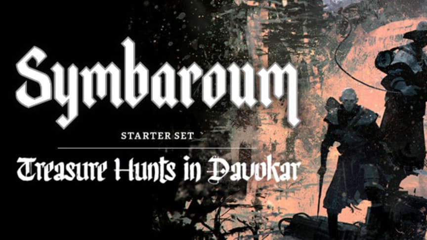 Symbaroum Starter Set - Treasure Hunts in Davokar Announced