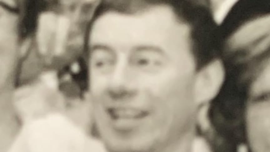 [Christopher Ainscough who was murdered in 1983]