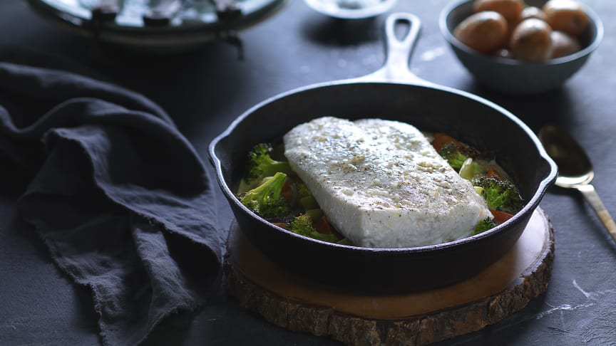 Sterk nedgang i det norske sjømatkonsumet
