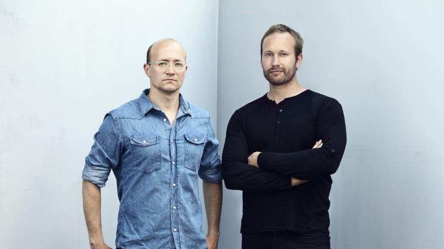 Espen Voll og Torbjørn Anderssen