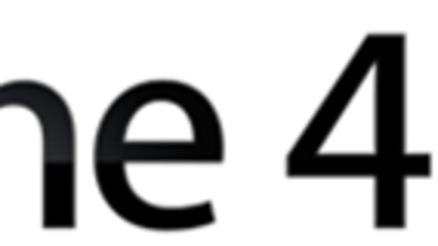 Telenor säljer nya iPhone 4S