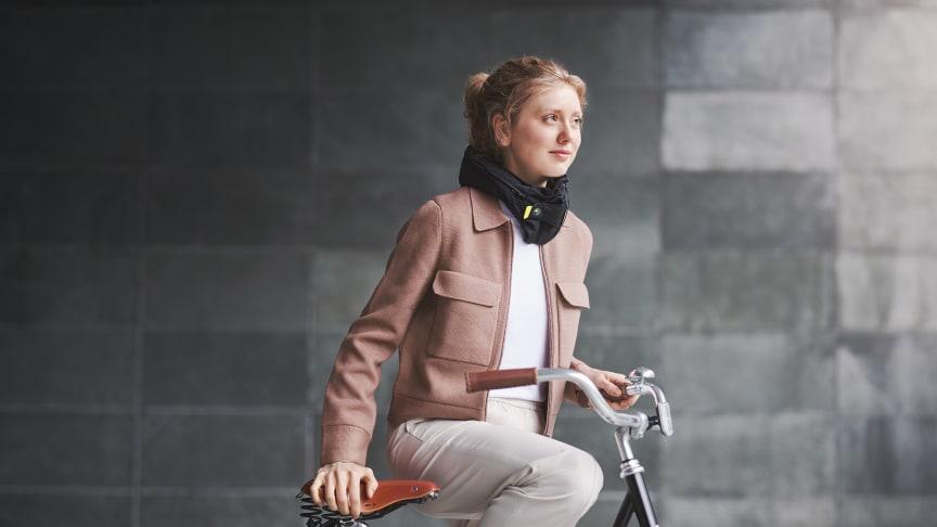 Stigende efterspørgsel på Hövdings airbags i hele landet - nu også udenfor København