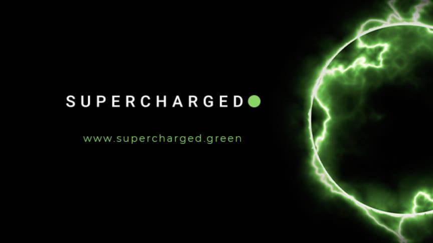 Snabb. Laddad. Hållbar. Företagen ska driva energirevolutionen framåt med supercharged.green