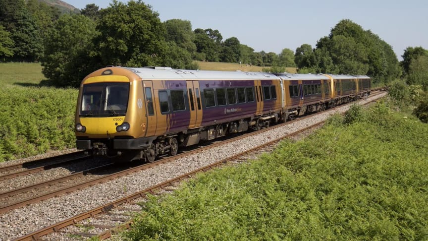 West Midlands Railway to increase services from September