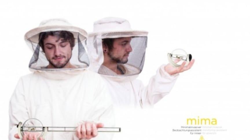 Rettung für die Bienen – Konzept gegen Bienensterben gewinnt beim James Dyson Award in Deutschland