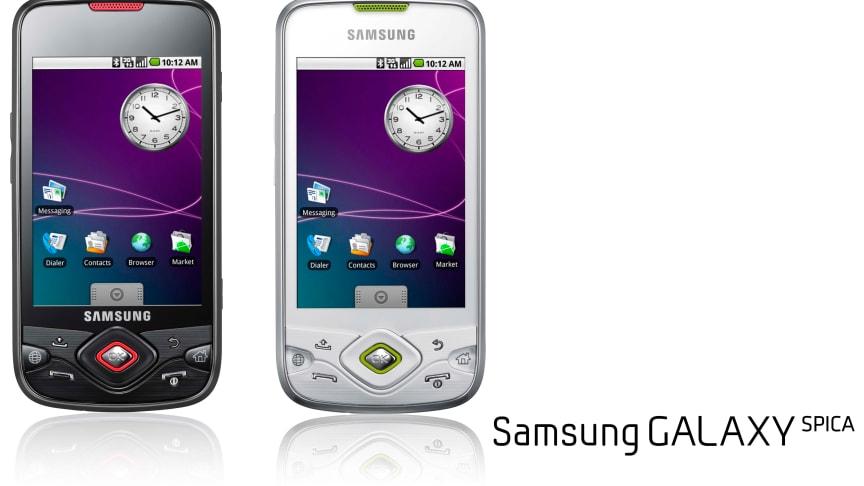 Samsung lanserar ännu en mobil med Android