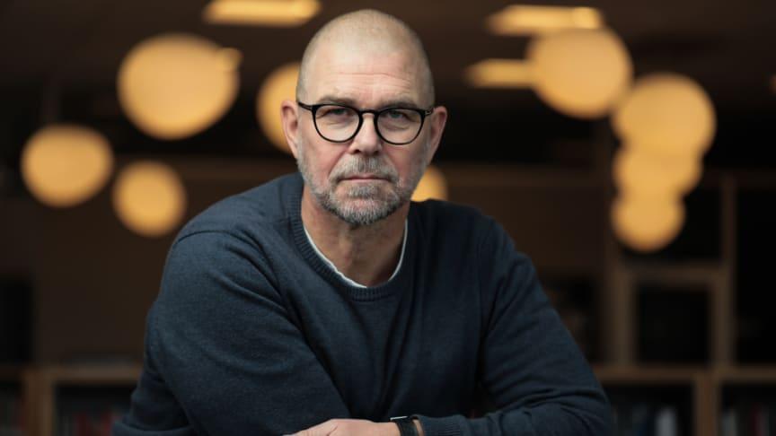 Rådgiver og eier av Spinner Kommunikasjon AS, Rino Andersen.